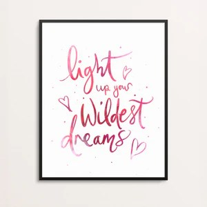 pics Light Up Your Wildest Dreams rebecca yates