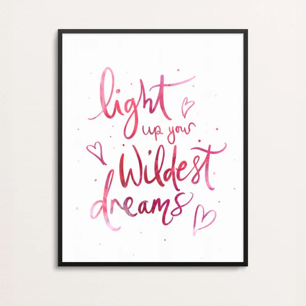 images Light Up Your Wildest Dreams rebecca yates