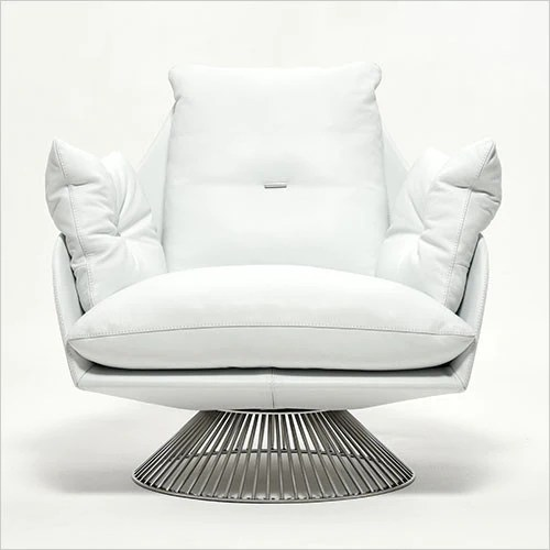 white club chairs for sale gloss swivel armchair leather cushions chrome base scan design