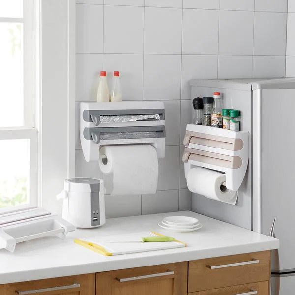 3 in 1 kitchen menards backsplash wrap dispenser sisters shop ph