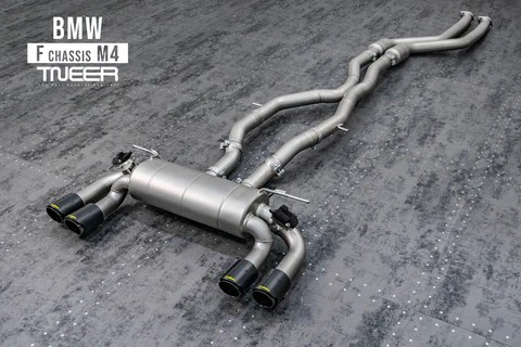 tneer exhaust system bmw m3 f82