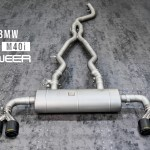 Tneer Exhaust System For Bmw X3 M40i G01 Royal Body Kits