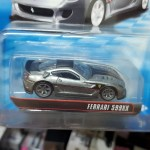Hot Wheels 1 64 Speed Machines Ferrari 599xx Zamac Free Shipping Wor Speed 70