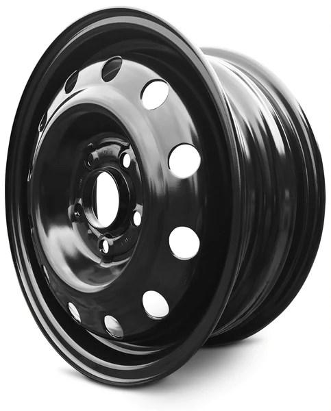Nissan Sentra Black Rims : nissan, sentra, black, 15x5.5, Black, Steel, Wheel, 2013-2019, Nissan, NV200, First, Class, Wheels