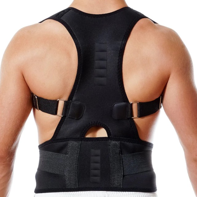 Posture corrector product.