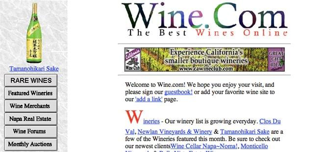 Wine.com - 1997