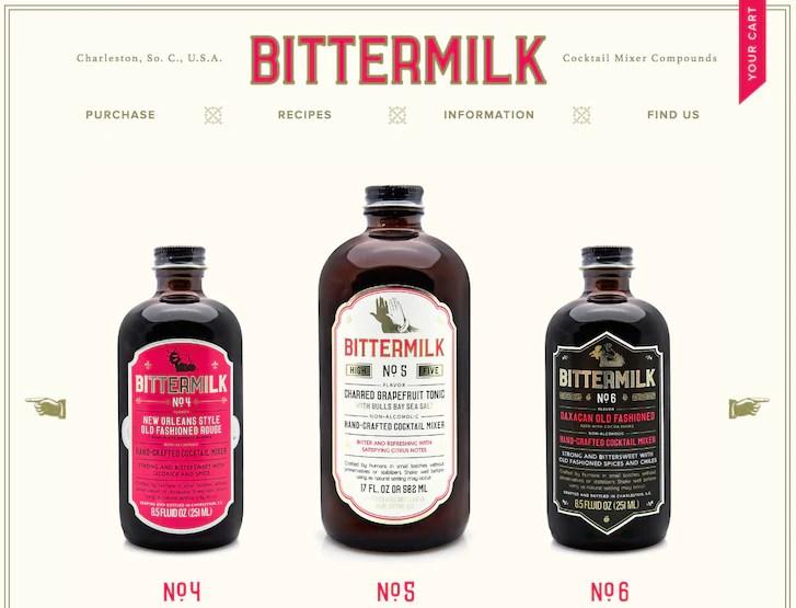 Bittermilk screenshot