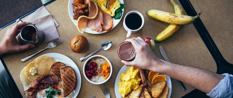 음식 사진 101 : 음식의 완벽한 사진을 찍는 법