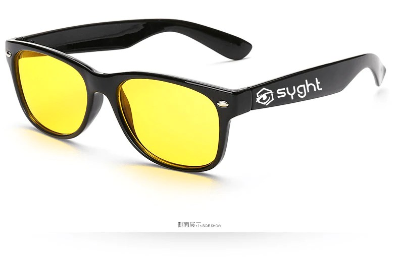 Макет Syght Glasses