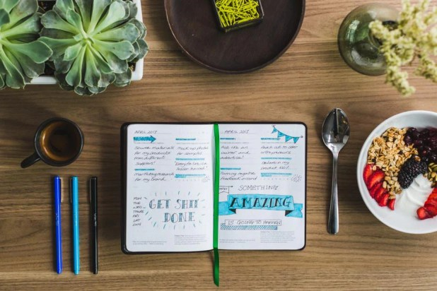 How to make time for a business and your full time job: planning is your friend