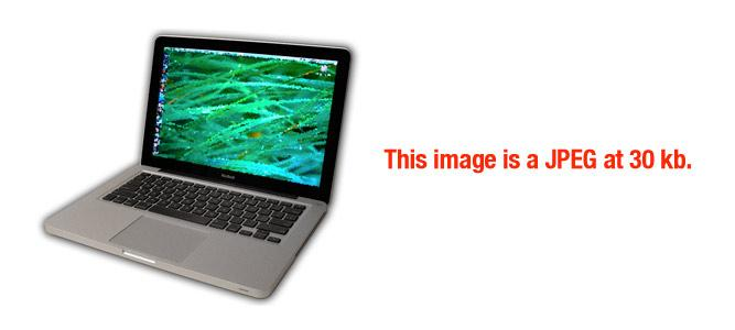 JPEG file type