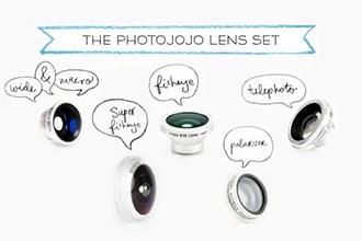 Photojojo iPhone & Android lenses ($20-$100)