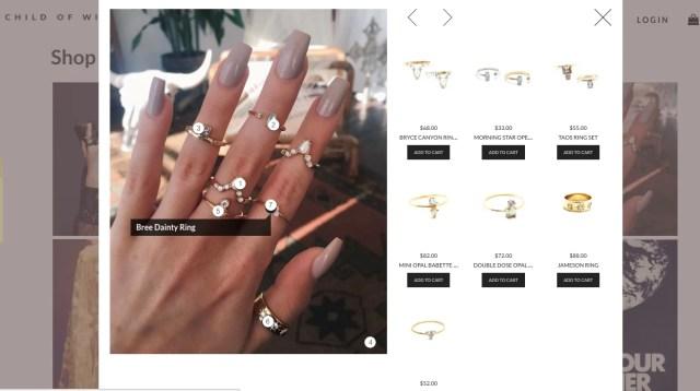 make money instagram shoppable