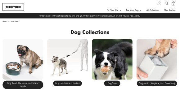 Sell Pet Products: Ideas for Your Own Pet Business