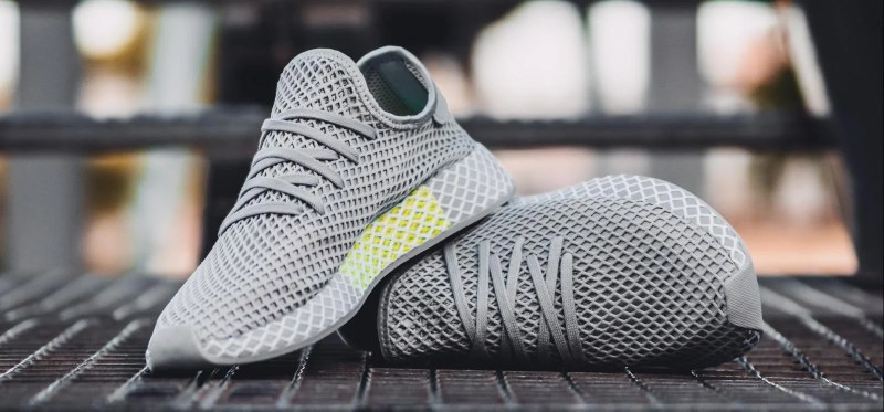 Image showing a pair of mesh shoes which are a trending product to sell in 2020