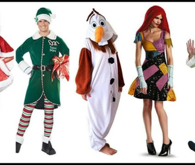 Christmas Cosplay Costumes