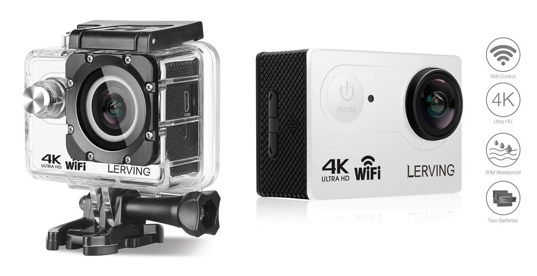 アクションカメラ 4K