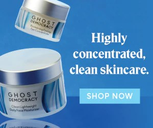 Ghost Democracy | Highly concentrated, exceptionally clean skincare.