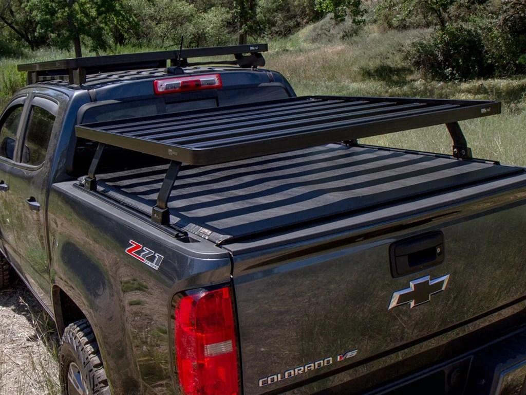 current slimline ii load bed rack