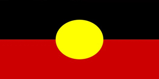 Aboriginal Flag (knitted) 1800 x 900mm, Buy Aboriginal ...