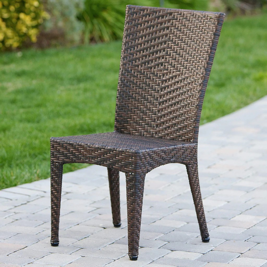 comfortable wicker chairs round outdoor cushions for solana set of 2 gdf studio