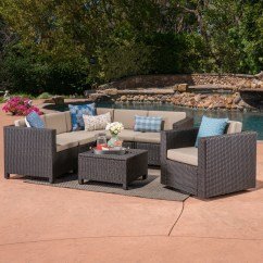 Swivel Chair Sofa Set Kneeling Office Phillips Outdoor 6 Seater Wicker V Shaped And Wi Gdf Studio