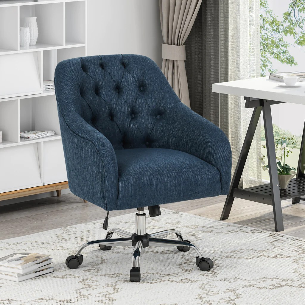tufted office chair [ 1024 x 1024 Pixel ]