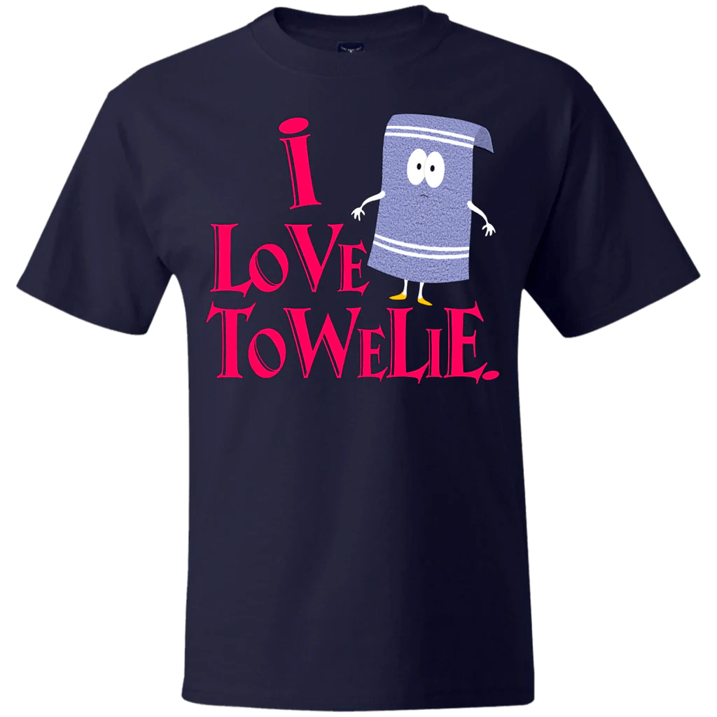 Agr Love Towelie T-shirts - Agreeable