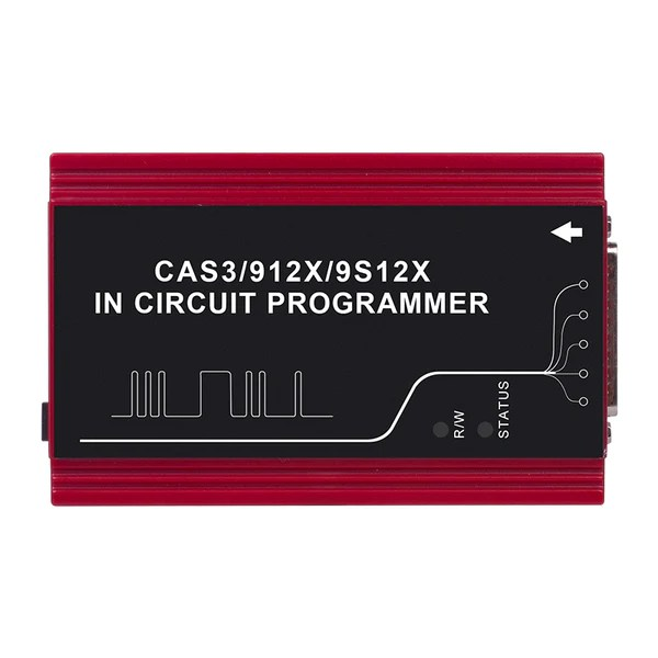 Introduction For Cas3 912x 9s12x In Circuit Programmer