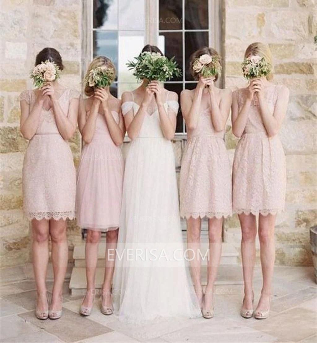fashion different styles blush