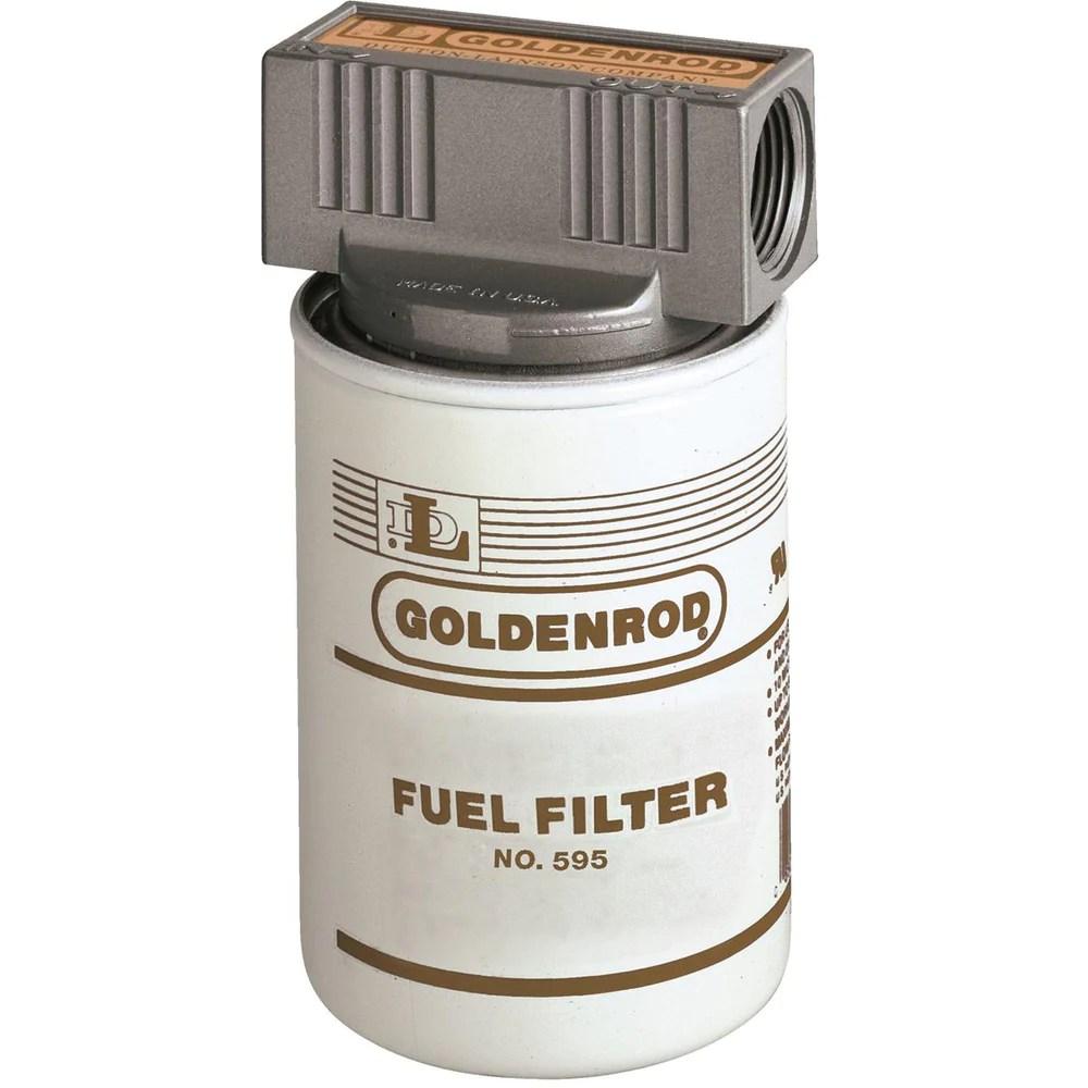 medium resolution of 3 4 npt spin on fuel tank filter
