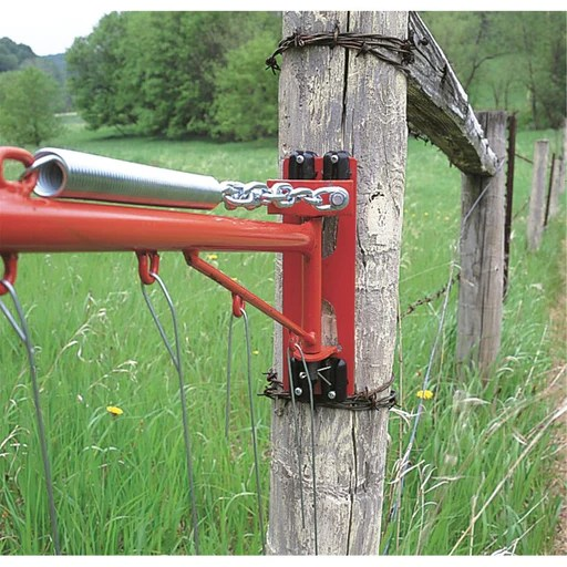 How To Straighten Wood Fence Post