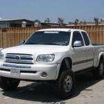 2000 2006 Toyota Tundra Access Cab Fenders Fiberwerx