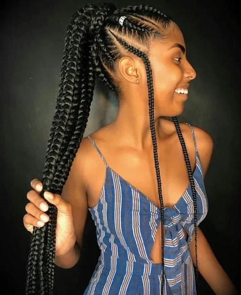 7 Ways To Style Your Ponytail Natural Girl Wigs
