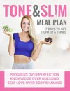 "Tone & Slim ""Customized Macros"" Meal Plan (Lose Weight)"