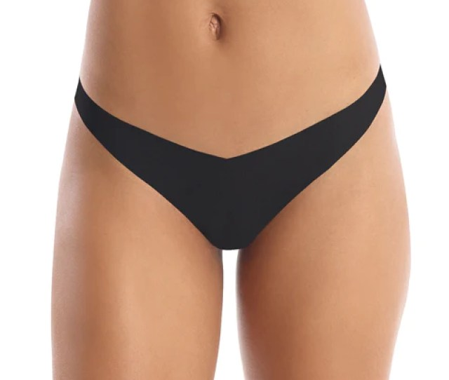 Classic Solid Tiny Thong 22 00
