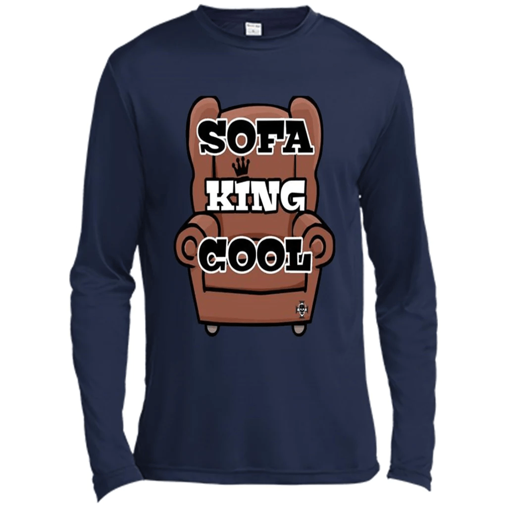 sofa king awesome t shirt modern recliner shop cool funny play on words tee