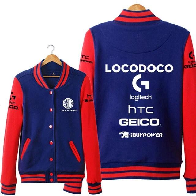 tsm s6 team jacket