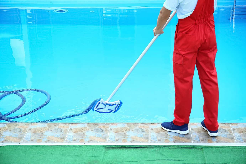 tips for maintaining premium pool tiles