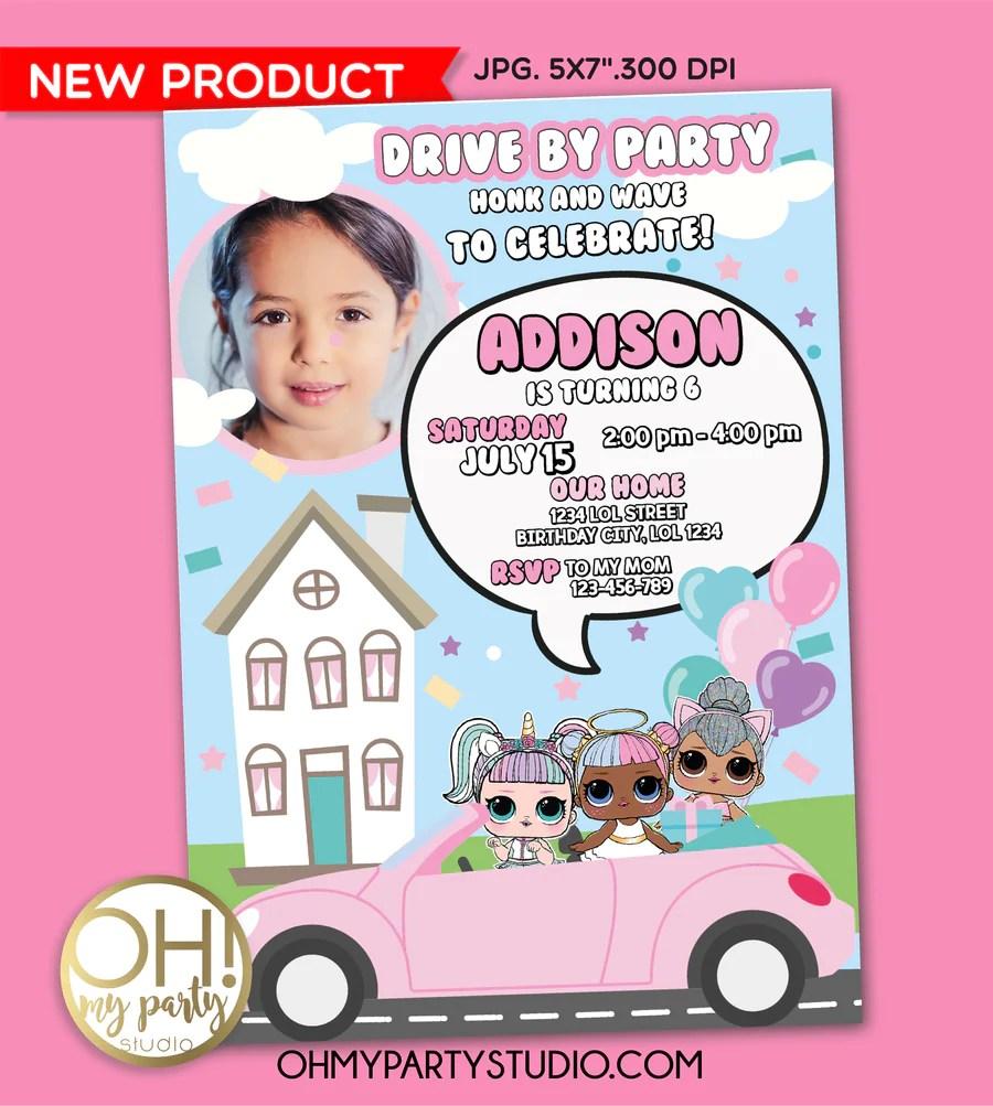lol dolls inspiration oh my party studio