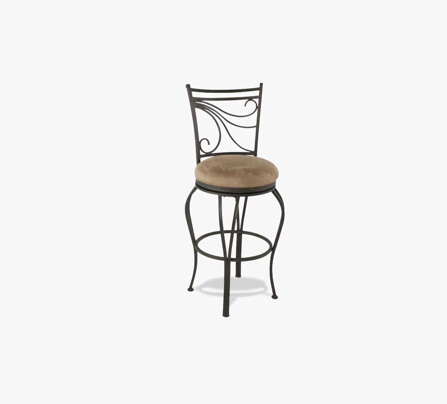 Frank 30 Swivel Bar Stool Kane S Furniture