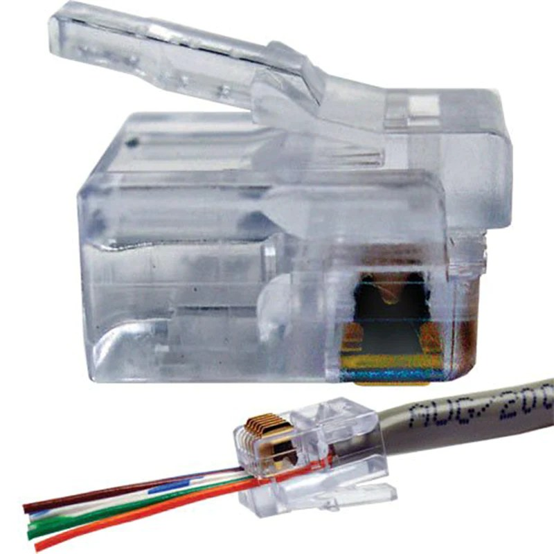 Cable Connector Or Adapter Rj12 To Rs232 Ws2500 Pc Interconnect