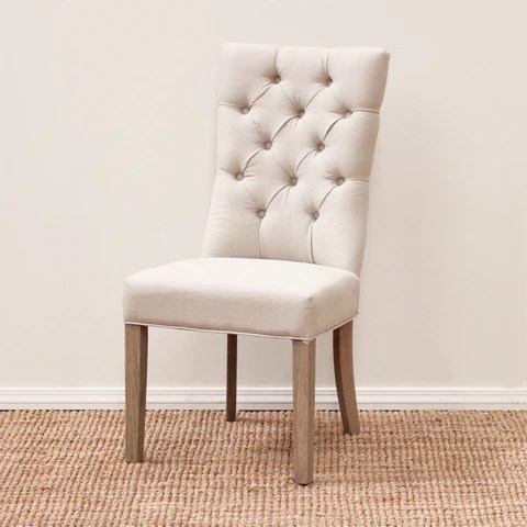 dining chairs nz recover leather chair the importer ellie beige fabric