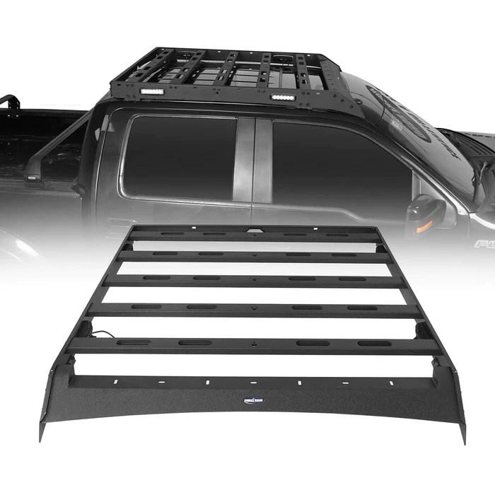 hooke road f150 roof rack cargo carrier