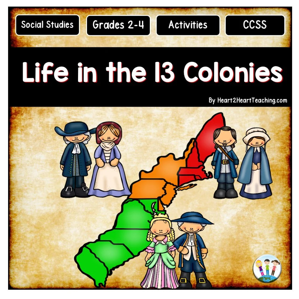 hight resolution of 13 Colonies Unit with Leveled Passages