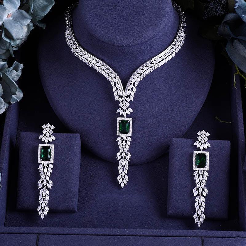 big emerald green and