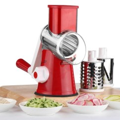 Kitchen Gadgets Delta Leland Faucet Lekoch Manual Vegetable Cutter Slicer Accessories Load Image Into Gallery Viewer Multifunctional Round Mandoline