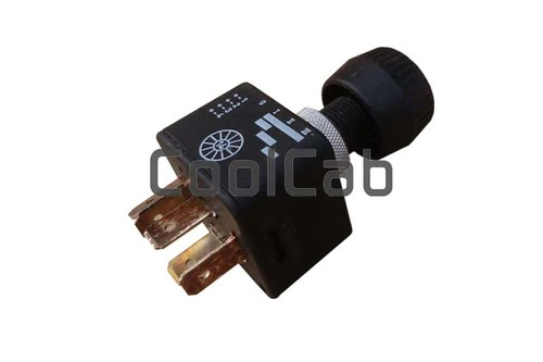 3 Speed Blower Motor Switch