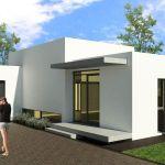 3 Bedroom Modern House Plan M180as Plans123