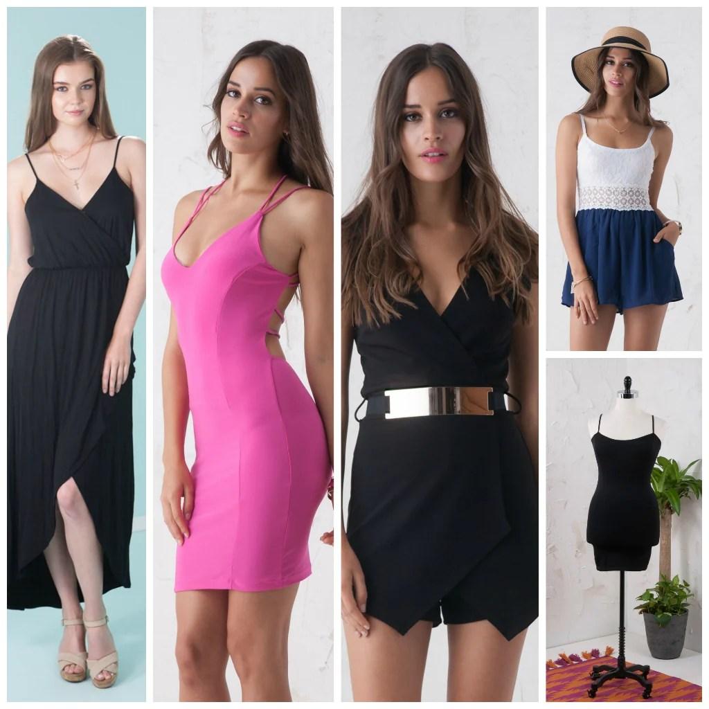 Bachelorette Party Dress Idea